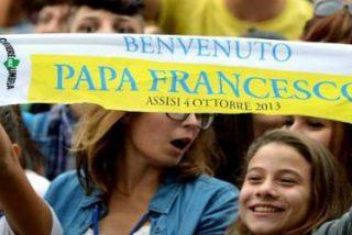 """El Papa a los jóvenes en Asís: """"Llevad un mensaje de vida, de amor y de esperanza. Podéis hacerlo"""""""