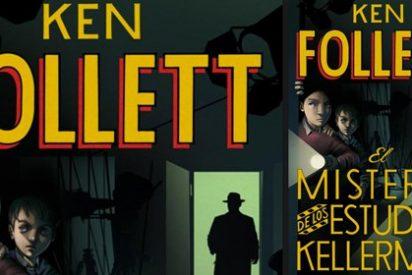 Ken Follett regresa con una aventura que escribió pensando en los lectores más pequeños