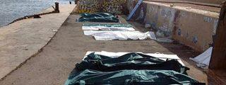 La tragedia de Lampedusa
