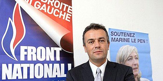 El derechista Frente Nacional arrebata a los comunistas un municipio francés