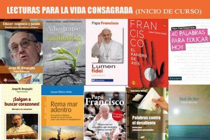 Los diez libros recomendados para la vida consagrada en España
