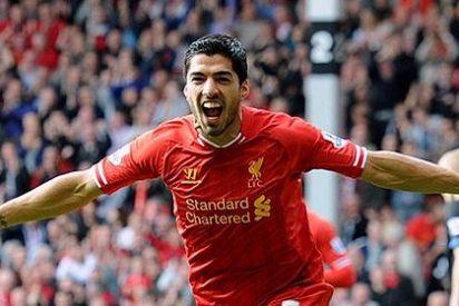 El Liverpool está dispuesto a venderle al Real Madrid a Luis Suárez este invierno