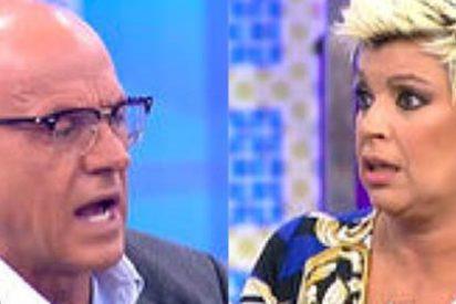 """Kiko Matamoros desenmascara, por fin, a Terelu Campos : """"Ya no me sorprende nada de ti, y menos tu juego sucio, no vayas de jesuita"""""""