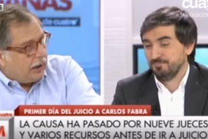 """El extraño apoyo de Herrero a Fabra frente a Escolar: """"No le voy a defender, pero no ha tenido incompatibilidades"""""""