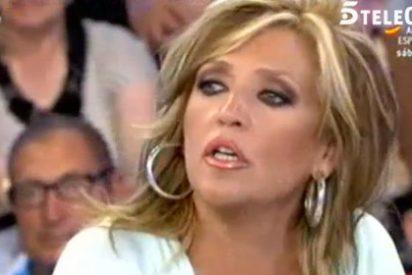 """Lydia Lozano traicionada y por 'amigo' Escassi: """"Me pide 15.000 euros y sale desnudo en 'Interviú'"""""""