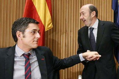 Campaña del PSOE para culpar al PP de la deriva soberanista en Cataluña