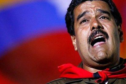Nicolás Maduro hace un ridículo mundial con la cara de Chávez aparecida en el metro