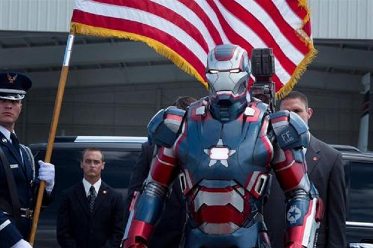 El Pentágono vestirá a sus soldados al estilo Iron Man para que sean unos superhombres