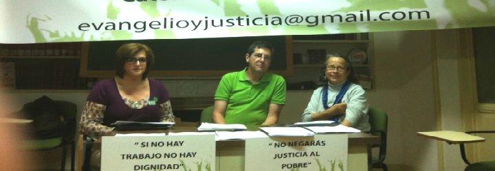 Entidades católicas madrileñas denuncian que los medios de la Iglesia no defienden a los empobrecidos
