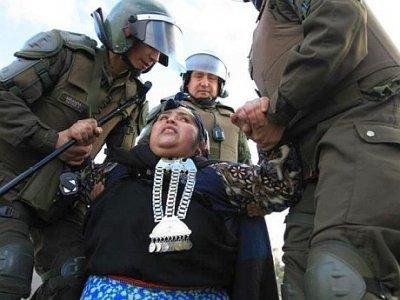 ¿Quien protege a las mujeres Mapuche?