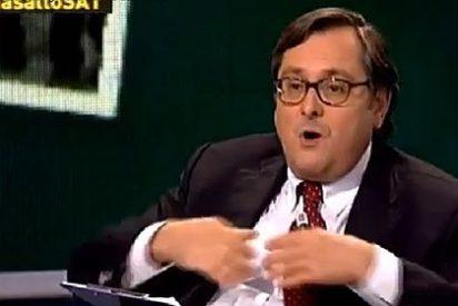 """Fernando de Felipe (La Vanguardia): """"Marhuenda es un payasete llorón en cuanto el resto le lleva la contraria"""""""
