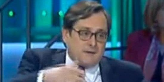 """Paco Marhuenda: """"Si la izquierda gana, la prima española estará a 800 puntos y el paro subirá al 30%"""""""