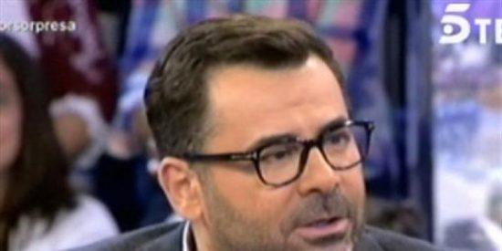 """Jorge Javier Vázquez: """"Desde que estoy en televisión, yo sí voy al psicólogo y al psiquiatra"""""""