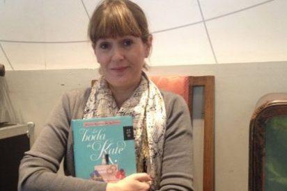 """Marta Rivera de la Cruz: """"El libro es un negocio del que vive muchísima gente, que era muy próspero en España y se lo están cargando"""""""