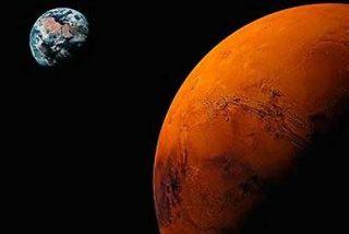 Próximo objetivo de la NASA: viajar a Marte en un cohete nuclear que tarde sólo 90 días
