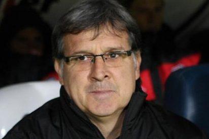 "'Tata' Martino: ""Nunca había vivido este periodismo de camiseta"""