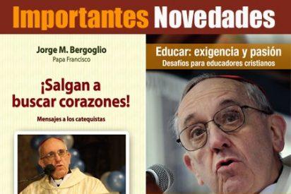 """""""¡Salgan a buscar corazones!"""", Bergoglio a los catequistas"""