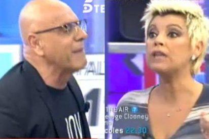 Algo pasa con Terelu: tras anunciar su drama, protagoniza una tensísima bronca con Kiko Matamoros