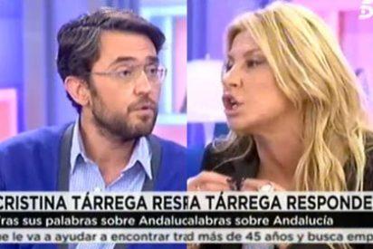 Máxim Huerta pone en su sitio a Cristina Tárrega por criticar a los andaluces