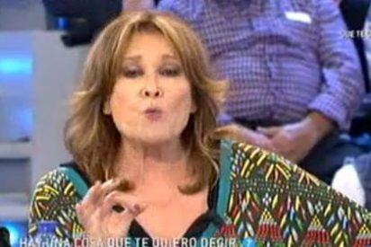 """Mila Ximénez, salvaje contra Cristina Tárrega: """"¡Tonta de baba! ¡Bocachancla!"""""""