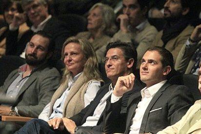 El 'Movimiento Ciudadano' de Albert Rivera pesca ahora en aguas del PSOE
