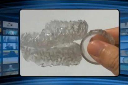 Crean un revolucionario cepillo hecho a medida que limpia los dientes en menos de seis segundos