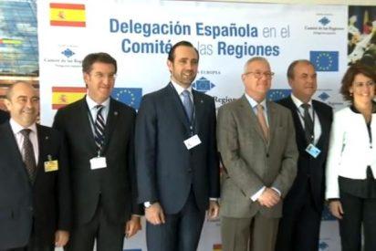 Bauzá se estrena como presidente de la delegación española del Comité de las Regiones y pide apoyo a 'Islands 2020'