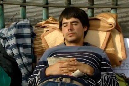 ¿Se suma a la huelga de hambre en Puerta del Sol hasta que el Gobierno dimita?