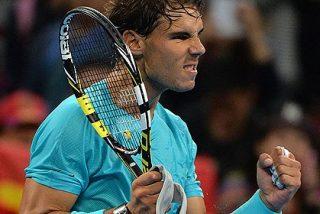 """Rafa Nadal: """"No pienso en Novak Djokovic o el Nº-1, sólo en mi día a día"""""""
