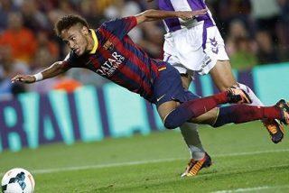 ¿Es Neymar un teatrero como muchos del Barça o hay una campaña contra él?