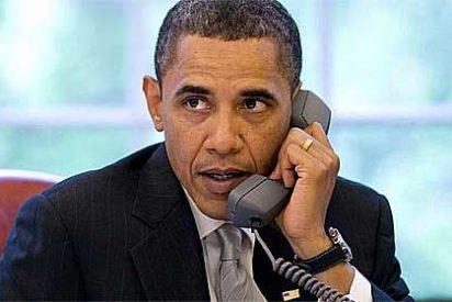 """Obama acusa a los republicanos de tener al país """"rehén"""" por una """"cruzada ideológica"""""""