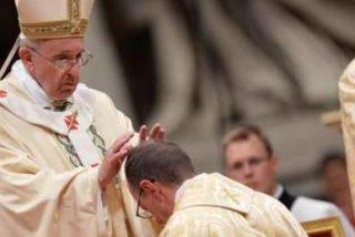 """Francisco, a los nuevos obispos: """"El obispo debe servir, no dominar"""""""