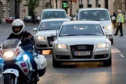 El prometido recorte en los coches oficiales de los políticos era un camelo de campeonato