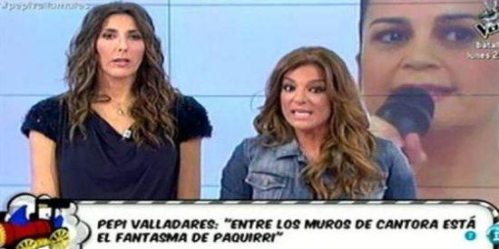 """La ex asistenta de Isabel Pantoja se pasa 'al otro lado': """"El fantasma de Paquirri vive en Cantora"""""""