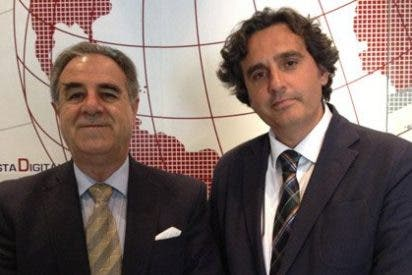 """Graciano Palomo: """"La reforma eléctrica no se hizo en Moncloa sino en los palcos del Bernabéu"""""""