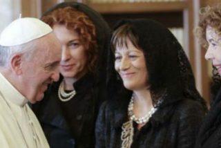 """Francisco: """"Sufro cuando veo a las mujeres en la Iglesia como servidumbre"""""""