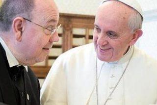 """Francisco cree que católicos y luteranos """"pueden pedir perdón por el mal cometido los unos a los otros"""""""