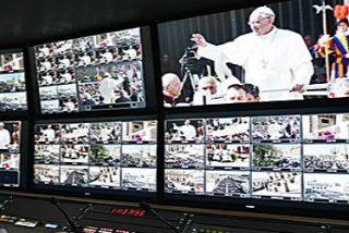 """Francisco: La CTV """"es un servicio al Evangelio y a la Iglesia"""""""