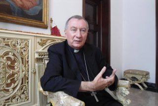 """Pietro Parolin: """"El Papa ha puesto todos los medios de la Iglesia a favor de la paz en Siria"""""""