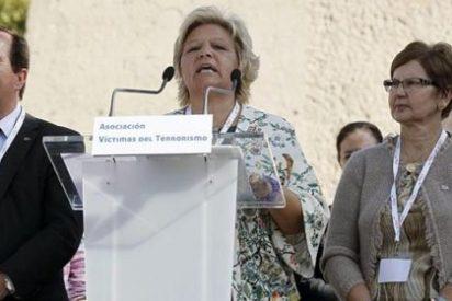 Ángeles Pedraza le 'perdona' la vida al hombre impasible