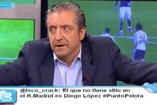 """Siro López sigue erre que erre contra Casillas y Josep Pedrerol se cabrea: """"Has quedado fantástico. Pero déjame acabar el discurso"""""""