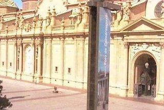 Desalojan la basílica del Pilar tras la explosión de un artefacto