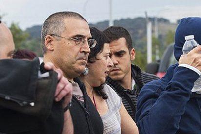 El asesino etarra Juan Manuel Píriz sale de la prisión de Botafuegos