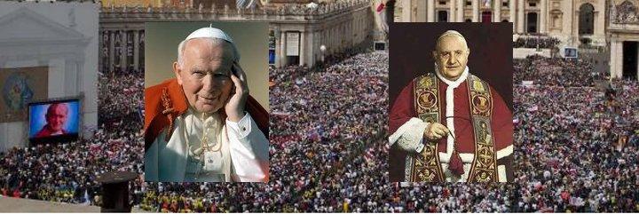 """""""Esto de las canonizaciones se merecería un buen repaso"""""""