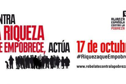 17 de octubre: Movilizaciones contra una riqueza que empobrece