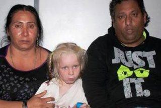 Mandan a prisión, acusados de secuestro, a los falsos padres del 'ángel rubio'