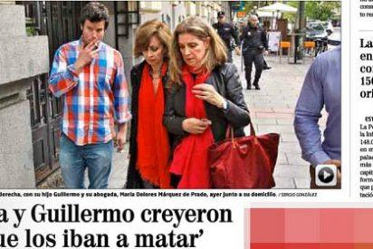 """Raúl del Pozo: """"La agresión y el secuestro de los Bárcenas es un aviso a navegantes"""""""