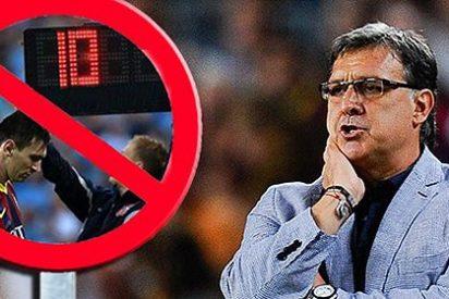 """Tata Martino: """"Parece que exista la necesidad de crear una crisis semanal en el Barça"""""""