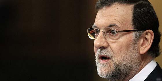 """Rajoy promete a sus barones que no cambiará """"cromos"""" con Cataluña"""