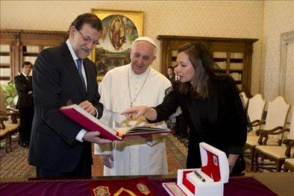 Rajoy felicita por telegrama a Parolin